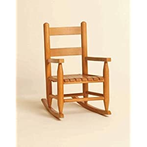 Amazon Com Dixie Seating Rocking Chair 10 Inch Seat