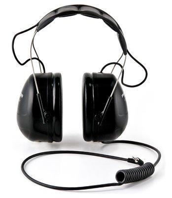 3M(Tm) Peltor(Tm) Ht Series Listen Only Headset Htb79A-02, Headband, 1 Ea/Cs