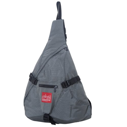 Manhattan Portage J Bag Grey