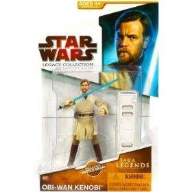 Star Wars 2009 Saga Legends Action Figure SL No. 3 Obi-Wan Kenobi