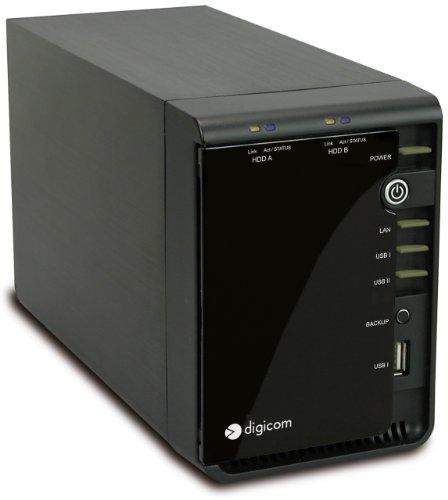Digicom NETAR-01 8E4477 NAS HardDisk