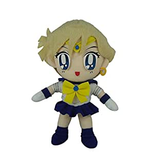 "Great Eastern Great Eastern Sailor Moon Uranus 9"" Plush Doll"