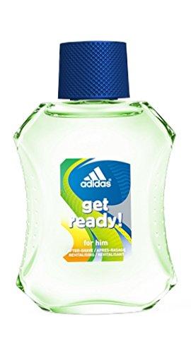 Get Ready For Him Aftershave 100 ml Splash Uomo