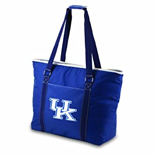 NCAA Kentucky Wildcats Tahoe Extra Large Insulated Cooler Tote by Picnic Time
