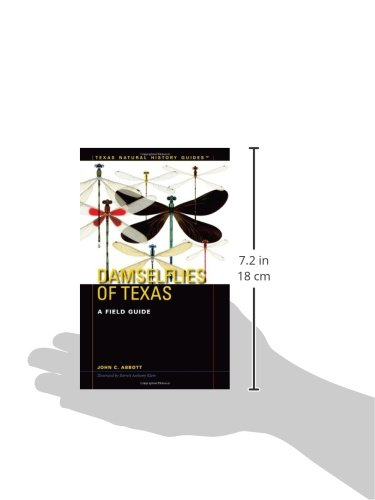 Damselflies of Texas: A Field Guide (Texas Natural History Guides)