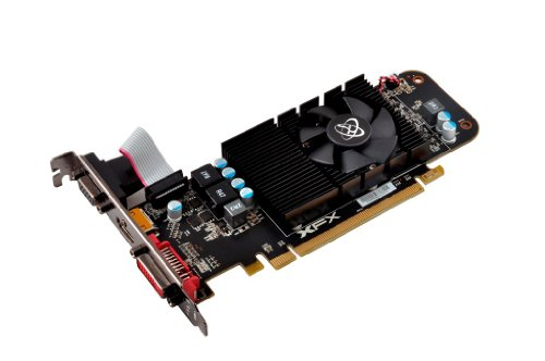 XFX AMD Radeon R7 240 2GB DDR3 VGA/DVI/HDMI Low Profile PCI-Express Video Card R7-240A-CLF2