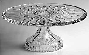 Waterford Lismore Round Cake Stand