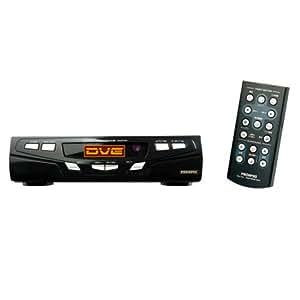 PROSPEC デジタルビデオ編集機 サラウンド機能搭載 ハイエンドモデル ブラック DVE781