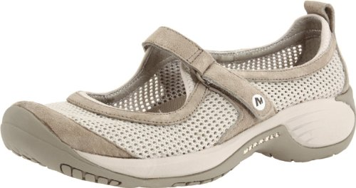 Merrell Womens Encore Strap Synthetic Slip-Ons (J66740)