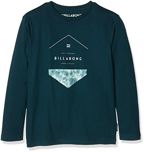 billabong-split-hex-t-shirt-manches-longues-garcon-deep-sea-fr-12-ans-taille-fabricant-12