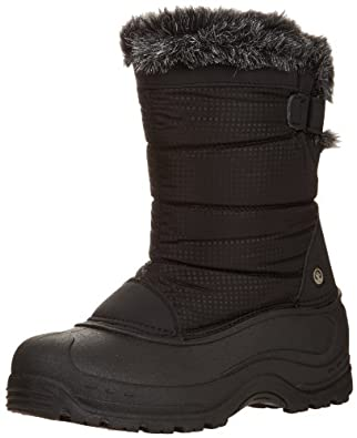 Northside Women's Saint Helens Boot,Black,6 M US