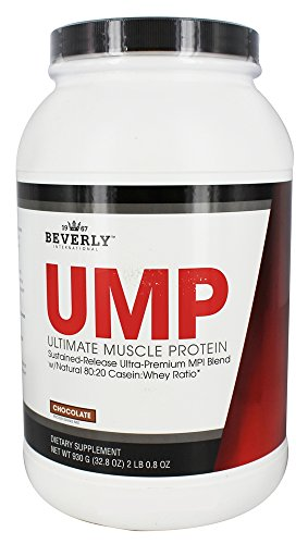 Beverly International UMP Muscle Protein Chocolate -- 32.8 oz