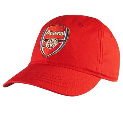 Official Arsenal FC Junior Baseball Cap - A great gift / present for men, boys, sons, husbands, dads, boyfriends for Christmas, Birthdays, Fathers Day, Valentines Day, Anniversaries or just as a treat for and avid football fan