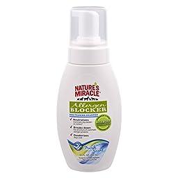 Nature\'s Miracle Allergen Blocker Dog Foaming Shampoo 8.5 oz. (NM-5442 )