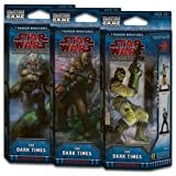 Star Wars Dark Times: A Star Wars Miniatures Booster Expansion (Star Wars Miniatures Product)