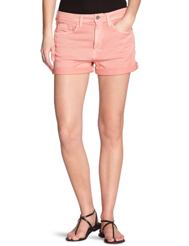 Meltin'Pot Mbw 002, Pantaloncini Donna, Pink - Rose (Light Pink), 44 IT (30W)