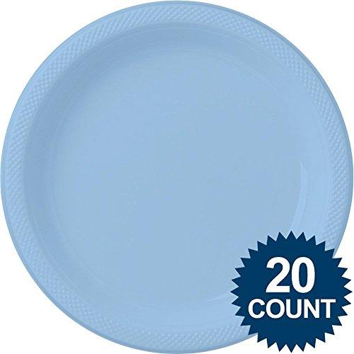 Pastl Blu Blu 10 Pl Plt 20 Ct 20ct [Toy] - 1