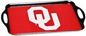 Buy NCAA Oklahoma Sooners Melamine Serving Tray by BSI
