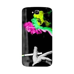 Digi Fashion Designer Back Cover with direct 3D sublimation printing for Honor Holly