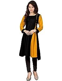 Top (Women's Clothing Kurti For Women Latest Designer Wear Kurti Collection In Latest Kurta Beautiful Bollywood...