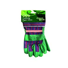GARDENING RIGGER GLOVES HEAVY DUTY PROTECTION HIGH QUALITY
