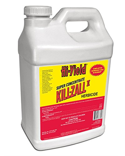 Hi Yield 33704 Super Concentrate Killzall Non Selective Weed & Grass Killer 2.5G (Yield House Furniture compare prices)