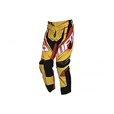 Pantalon ufo voltage jaune t30 - Ufo 43301230