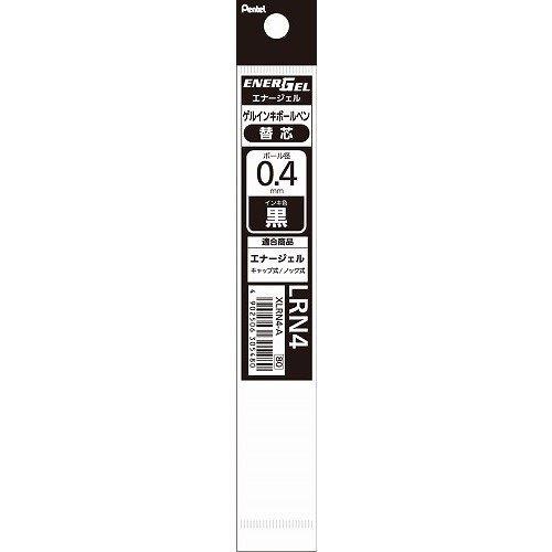 pentel-gel-ballpoint-pen-refill-for-energel-black-ink-04mm-point-xlrn4-a