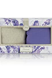 Floral Collection Lavender Fragranced Cushions Gift Set [T20-1939C-S]
