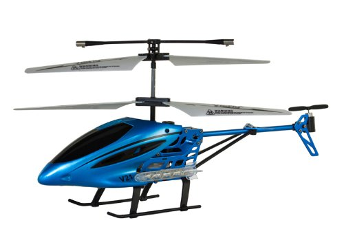 Viefly V21 Remote Control Helicopter with Gyro (Color May Vary)