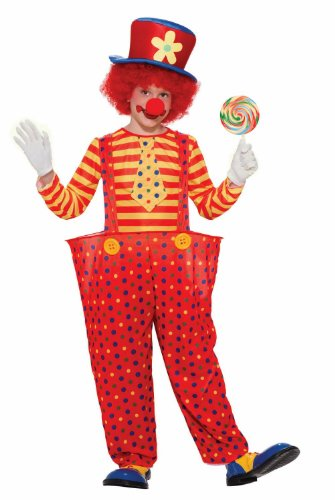 Hoopy the Clown Costume - Child Costume