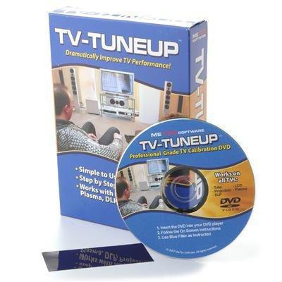 Shopnbc Tv-Tuneup Software Tv Calibration Dvd