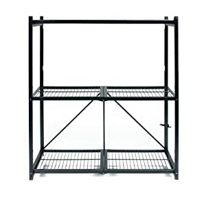 Amazon.com: Origami R4-01 General Purpose 3-Shelf Steel ...