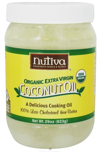 Nutiva - Coconut Oil Organic Extra Virgin, 29