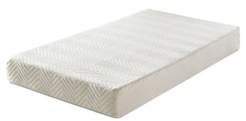 Greenbuds Organic Primrose Deluxe 2 in 1 Crib Mattress - 1
