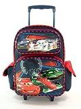 カーズ2 ローリングバックパック(リュックサック) Elite Racer7231【ディズニー CARS グッズ インポート キャリーバッグ 子供 キッズ】