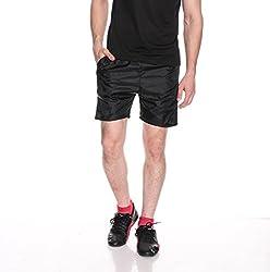Fizzaro Men Solid Black Boxer Shorts by Fizzaro