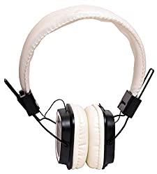 Hangout Latest HO-009 GRAND PRO Headset (White)