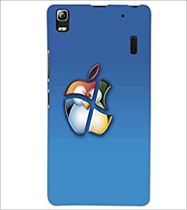 LENNOVO A7000 PENGUIN Designer Back Cover Case By PRINTSWAG