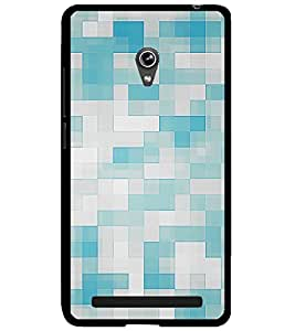 ColourCraft Abstract Design Back Case Cover for ASUS ZENFONE 6 A600CG