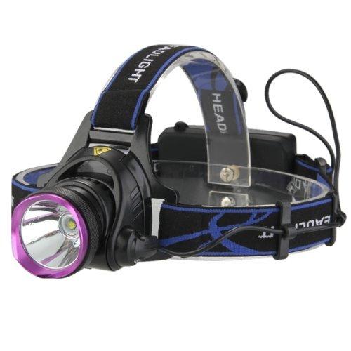 Cree Xm-L T6 Led Head Lamp Flashlight 2000Lm + Charger + 18650X2 Hunting