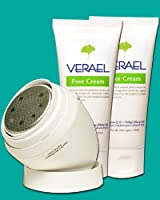 VERAEL Electric Callus Remover + 2 Foot Creams by VERAEL