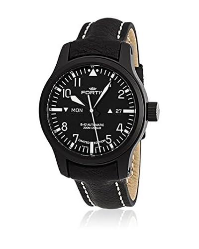 Fortis Reloj con movimiento automático suizo Man B42 Flieger 42.0 mm