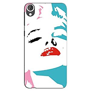 MARLYN BACK COVER FOR HTC 820