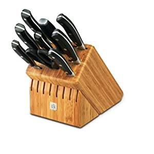 Victorinox Forged 10-Piece Knife Set with Block