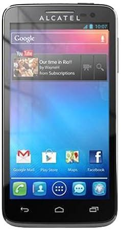 Alcatel OT 5035D X-POP Smartphone Compact 4096 Mo Noir