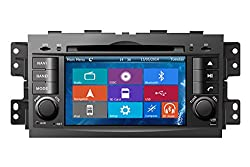 See Crusade Car DVD Player for KIA Mohave Borrego 2008- Support 3g,1080p,iphone 6s/5s,external Mic,usb/sd/gps/fm/am Radio 7 Inch Hd Touch Screen Stereo Navigation System+ Reverse Car Rear Camara + Free Map Details