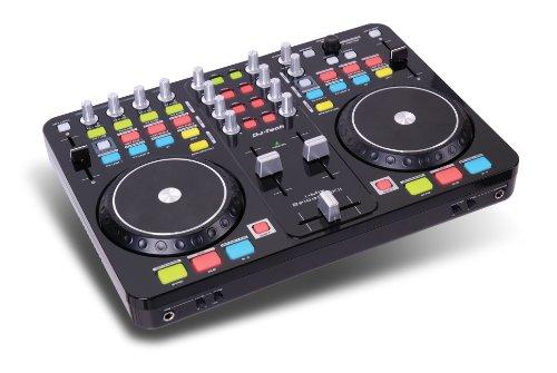 dj-tech-i-mix-actualizar-usb-dj-mixer-controller-mkii-con-una-tarjeta-de-sonido-cable-usb-cable-rca-