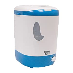 5 Gallon Bubble Magic Extracting Washing Machine