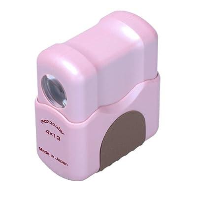 Kenko Monoculars and Loupe 4x13 Pink from Kenko Tokina USA, Inc.